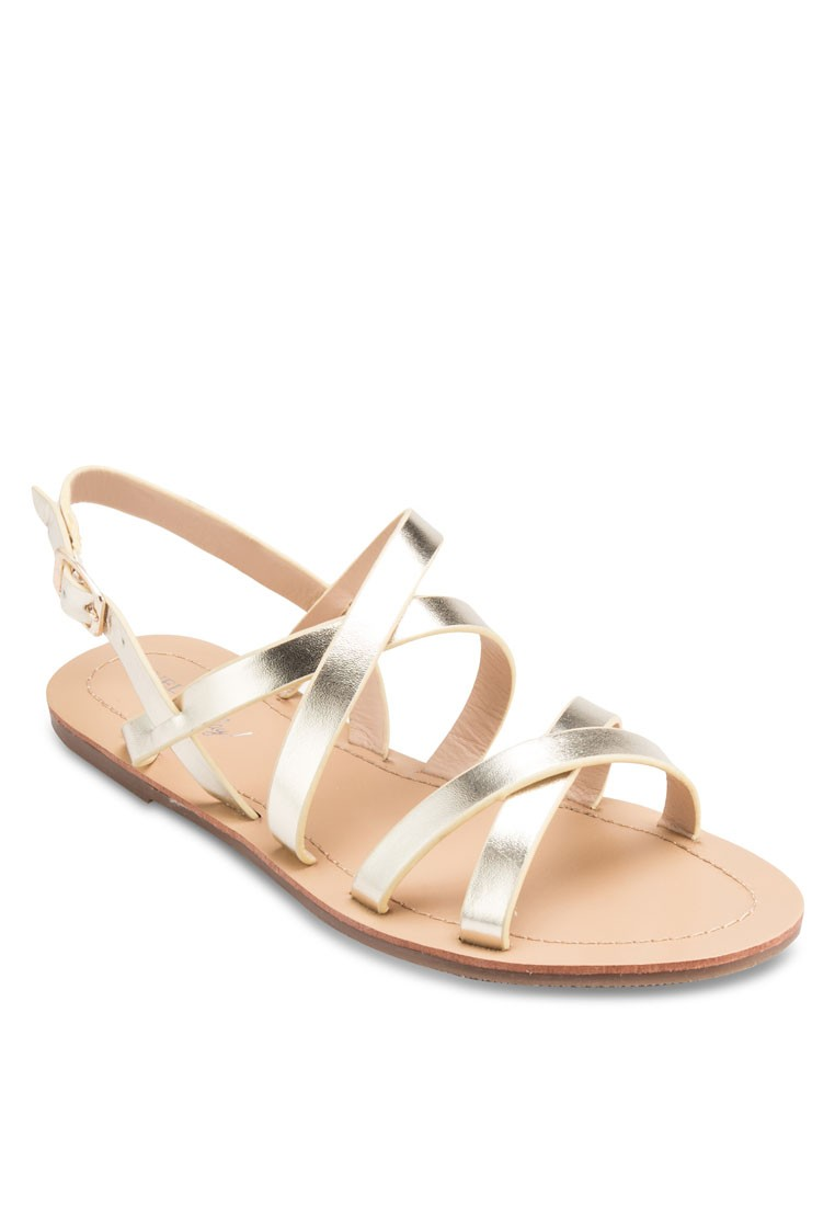 Play! Farah Criss Cross Strappy Sandals