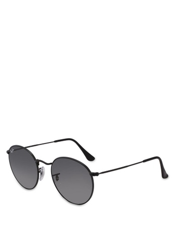 Ray-Ban black RB3447N Sunglasses 98DFBGL06AE3C5GS_1