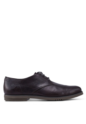 Timberland black Yorkdale Oxford Shoes 60F74SH082A235GS_1
