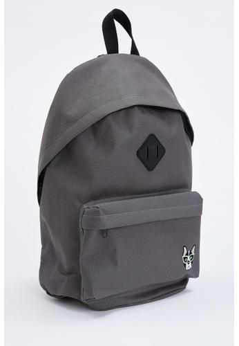 DeFacto grey Backpack B6933AC9F7423BGS_1