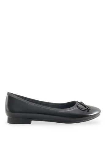 Footspot black FOOTSPOT - Casual Shoes FO296SH2V7YAHK_1