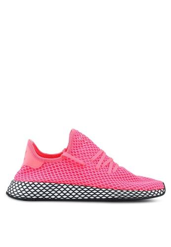adidas pink adidas originals deerupt runner 36EEASHB1A13FEGS_1