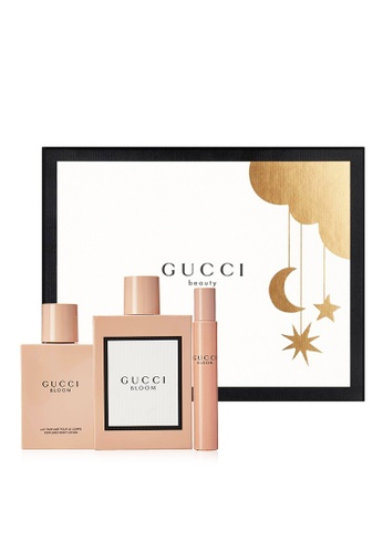 Gucci Fragrances Gucci Bloom EDP 100ml Gift Set (Limited Set) E7272BE9FCB6FAGS_1