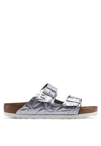 66a45ede3209 Buy Birkenstock Arizona Spectral Soft Footbed Sandals Online on ZALORA  Singapore