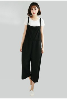 Happy Mood Breezy Jumpsuit