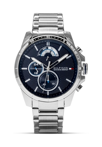 Tommy Hilfiger Watches silver Men's Stainless Steel Watch TO959AC0KNC9PH_1
