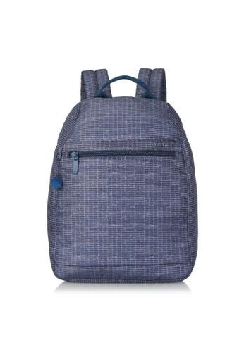 Hedgren navy Hedgren Women Vogue L Backpack Large RFID Winter Craft Print - 8.03L B72D4AC126D7CCGS_1