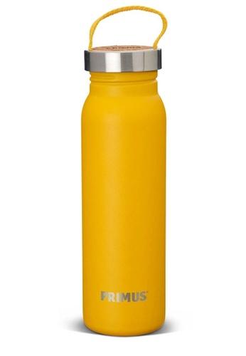 Fjallraven yellow Fjallraven Klunken Bottle 0.7 L Yellow 33C46AC6D8BD34GS_1