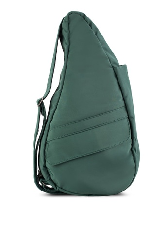 Healthy Back Bag green Microfiber - S Bag HE382AC68RVBMY_1