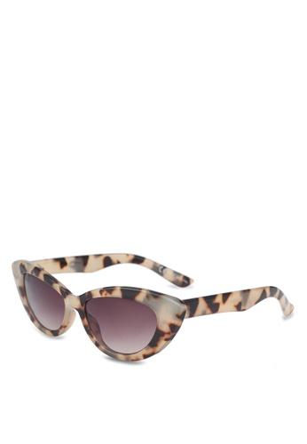 Rubi multi Delilah Cat Eye Sunglasses FBC79GL03A323FGS_1