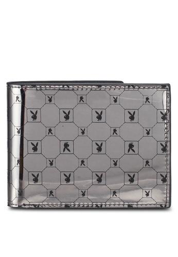 Playboy black Playboy Rfid Blocking Wallet B34A1AC549F753GS_1
