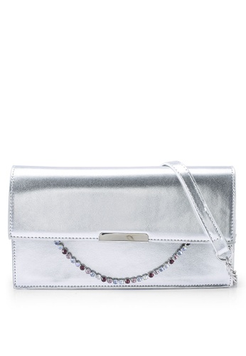 Call It Spring silver Alami Crossbody Bag 1F2C4ACF55998FGS_1