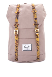 Retreat Tortoise Shell Backpack Herschel Retreat Tortoise Shell Backpack  Php 5290.00  Peterson Tech Case 8581e4e1008a0