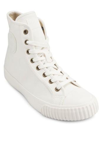 經典繫帶zalora 評價高筒布鞋, 女鞋, 鞋