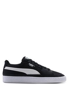 finest selection c8a26 ffedc PUMA black Sportstyle Prime Basket Skate Ballistic Shoes 6438CSH3B30C80GS 1