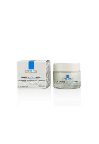 La Roche Posay LA ROCHE POSAY - Nutritic Intense In-Depth Nutri-Reconstituting Cream (Very Dry Skin) 50ml/1.7oz 5B3C1BEB88D25BGS_1