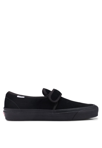 VANS black Slip-On 47 V DX Anahiem Factory 7C415SHA1FF5F5GS_1