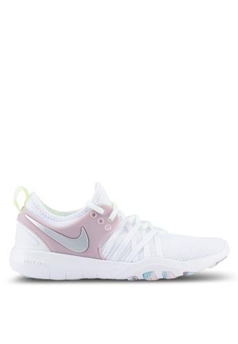 ade07d7565cc6 ... Nike white Womens Nike Free TR 7 Training Shoes NI126SH0STXFMY1 ...