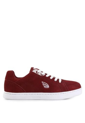 Homypro red Thomson 02 Sneakers HO843SH43JDSID_1