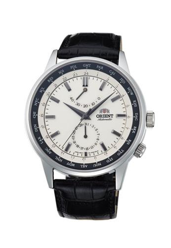Orient black Orient World Time Men Watch Multi-Function Automatic ORSFA06003Y 3B461AC8C334BEGS_1