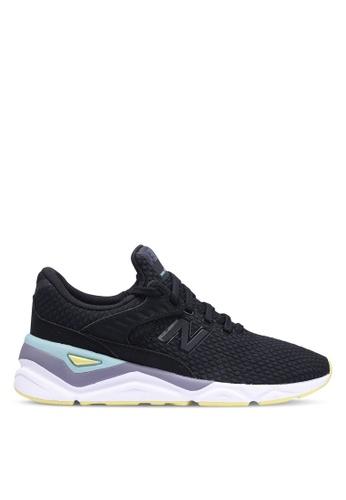 New Balance 黑色 X90 Lifestyle 運動鞋 8A0CDSH9440D1AGS_1