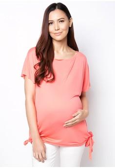 Maternity Knot Shirt