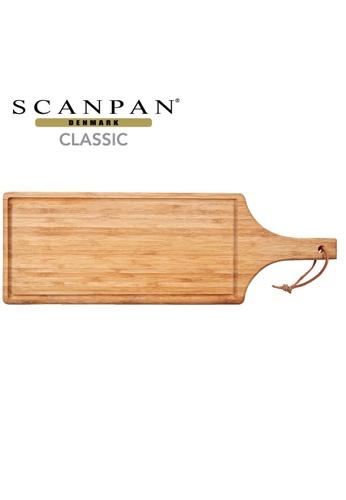 SCANPAN SCANPAN Classic Bamboo 53cm x 18cm Serving Board 87CC0HL7E43396GS_1