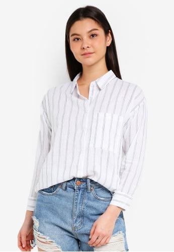 Cotton On white Millie Shirt B7DDCAA21DA3BAGS_1