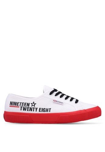 Superga white Efglu Sneakers C5F3BSH5C5332EGS_1