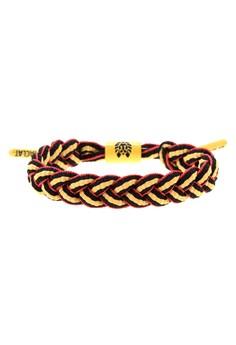 Germany Shoelace Bracelet
