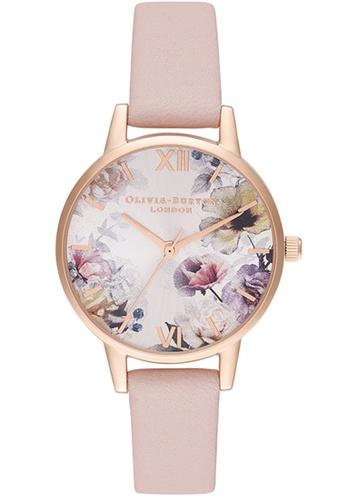 Olivia Burton multi Olivia Burton Sunlight Florals Dusty Pink Women's Watch (OB16EG115) EC7C2ACC03B845GS_1