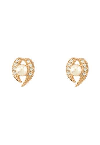 1901 Jewelry gold 1901 Jewelry Livy Studs Earrings 19910AC0VMNJID_1