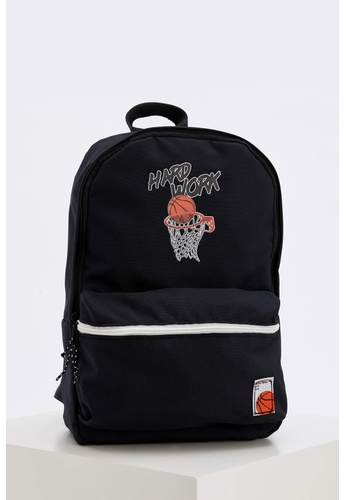 DeFacto black Backpack BFF4AAC0875E98GS_1