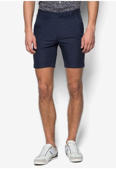 Knee Length Chino Shorts