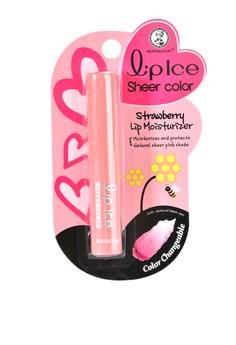 Sheer Color Strawberry Lip Balm