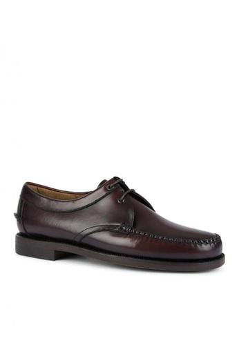 Sebago brown Men's Dress Shoes James 2D709SHFEB44D1GS_1