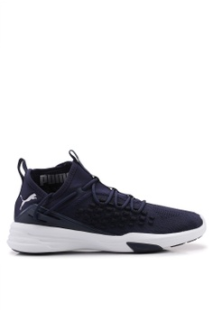 51dac6efb23d PUMA navy Run Train Mantra Shoes 3100DSH7DBC567GS 1