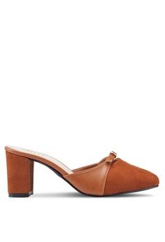 02bb9f73a19 Spiffy brown OL Block Heels A7C0BSHB7F047CGS 1
