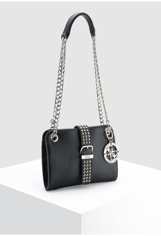 f45b2ba73 45% OFF Guess Eileen Mini Convertible Crossbody Bag RM 449.00 NOW RM 248.90  Sizes One Size