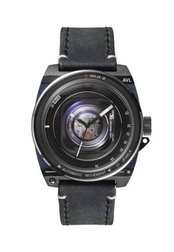 Tacs Tacs Camera Lens Mechanical 手錶 (1803C) 37A31AC23F8017GS_1