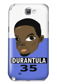 Durantula Matte Hard Case for Samsung Galaxy Note 2