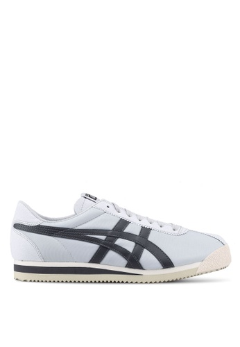 Onitsuka Tiger grey Tiger Corsair Shoes ON067SH0SVVUMY_1