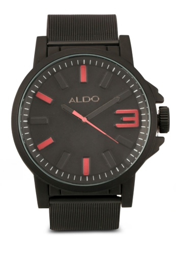 ALDO red Leoben Watch 94B3FAC7FAC859GS_1