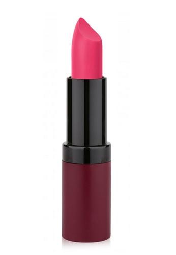GOLDEN ROSE pink VELVET MATTE LIPSTICK - 04 GO743BE38FOJMY_1