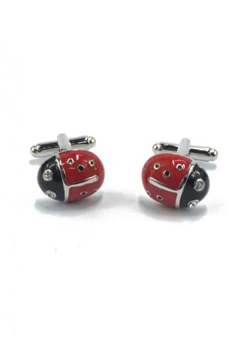 Splice Cufflinks red Ladybird Cufflinks SP744AC45EZASG_1