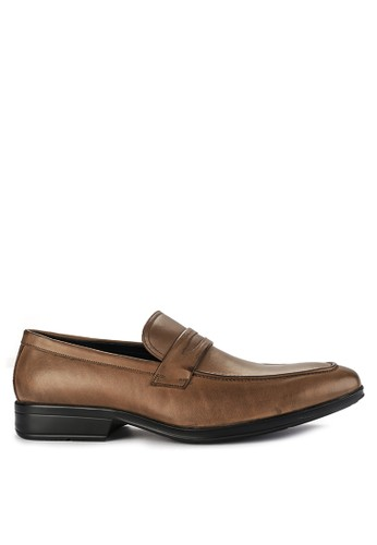 Andre Valentino brown Men Shoes 30231Za B2E4BSHB8CA0A6GS_1