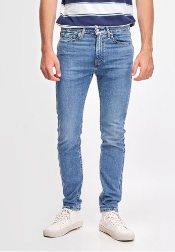 Levi's blue Levi's® Men's 510™ Skinny Fit Jeans 05510-1173 E68D8AA7425EBEGS_1