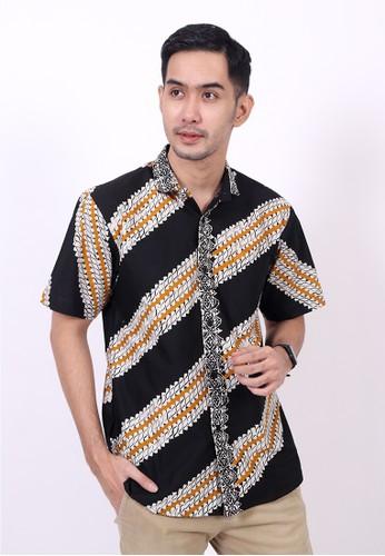 ENOM black and yellow Harsa Shirt AE6BCAA2A8EFF6GS_1