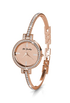 c30dbdd5d 57% OFF Her Jewellery Bangle Watch (Rose Gold) - Embellished with Crystals  from Swarovski® S$ 209.90 NOW S$ 89.95 Sizes One Size