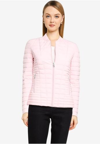 GUESS pink Vera Jacket 3501FAADEE097BGS_1